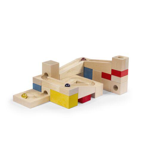 Varis Toys Kugelbahn Mit 33 Teilen