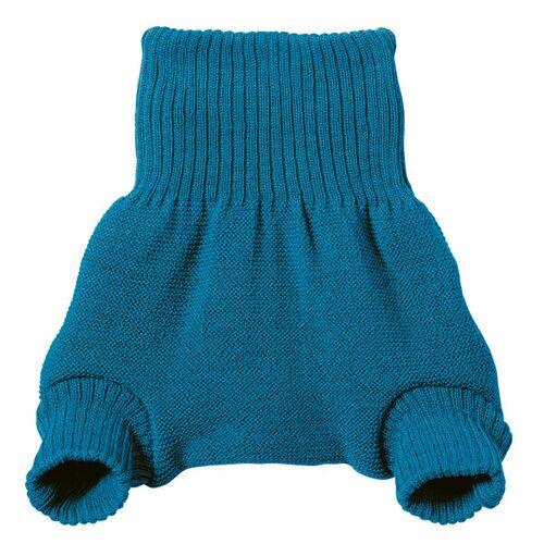 Disana Baby / Kleinkind Wollwindelhose blau 86/92