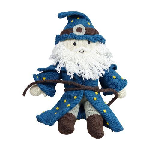 Chill n Feel Bio Puppe Puppe Zauberer Merlin (40 Cm) Aus Fairem Handel