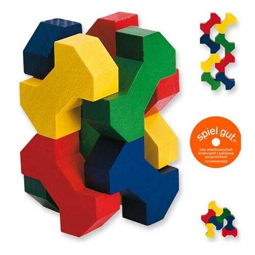 Sina Spielzeug Bone Bauspiel Für Kinder Ab 4 Jahre Für Feinmotorik Und Konzentration