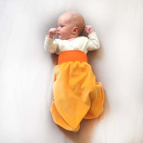 bingabonga® Strampelsack Gelb/orange orange