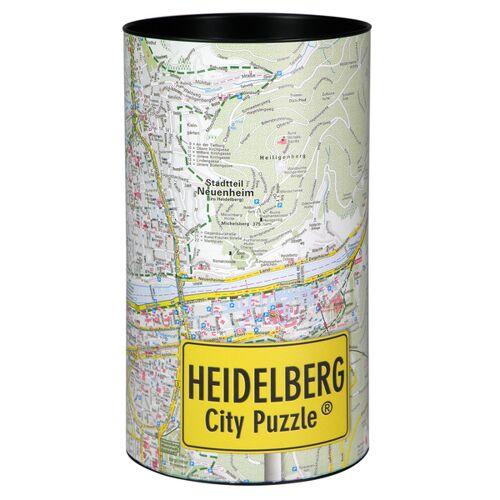 Extragoods City Puzzle - Heidelberg