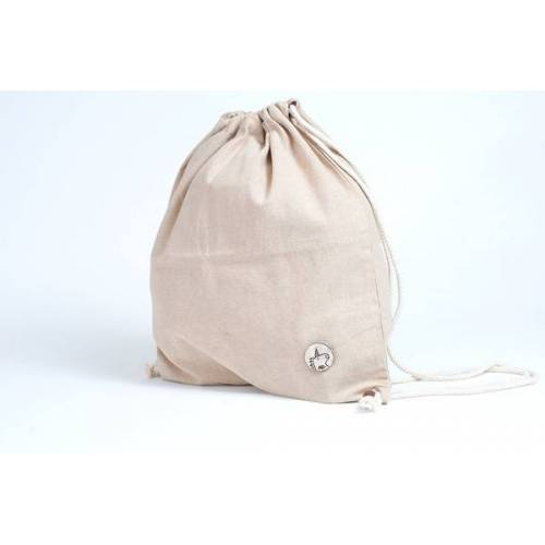 Himal Hemp Hh Turnbeutel Mit Einhorn-button (String Bag)