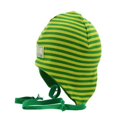 Pickapooh Baby Mütze Radler grün/kiwi 44