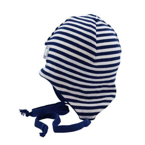 Pickapooh Baby Mütze Radler marine/weiß 42