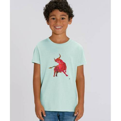 Kultgut T-shirt Mit Motiv / Redbull mint 3-4 jahre