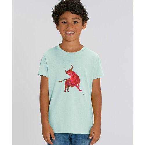 Kultgut T-shirt Mit Motiv / Redbull mint 7-8 jahre