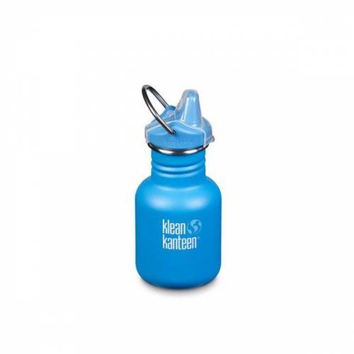 Klean Kanteen Kid Kanteen 355ml Sippy Cap Einwandig pool party