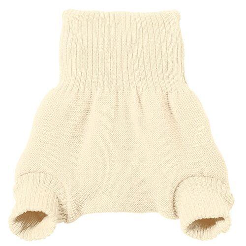 Disana Baby / Kleinkind Wollwindelhose beige 62/68
