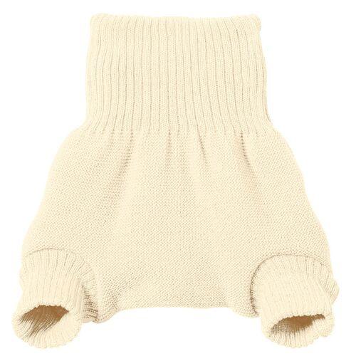 Disana Baby / Kleinkind Wollwindelhose beige 98/104