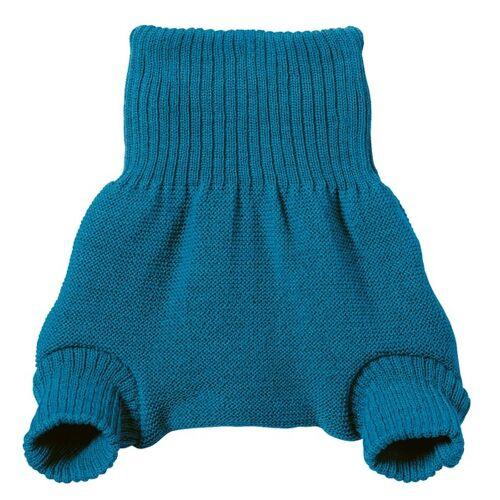 Disana Baby / Kleinkind Wollwindelhose blau 74/80