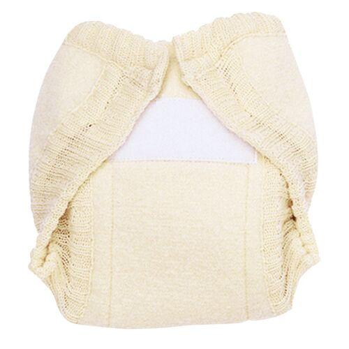 Disana Baby Windelhose Wollwalk Reine Bio-schurwolle beige 98/104