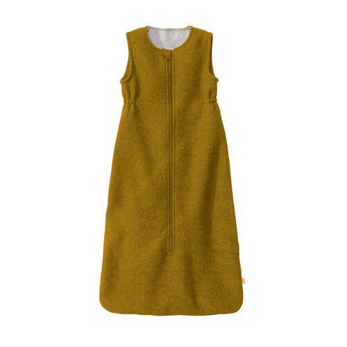 Disana Walk-schlafsack Bio-merinoschurwolle gold 02 (80 cm)