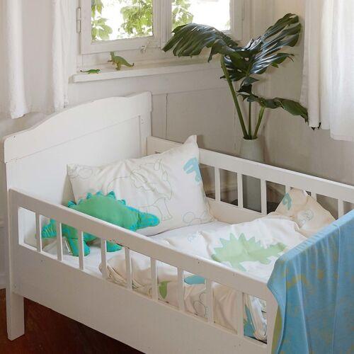 ingegerd Kinderbettwäsche Dino dino nestchen