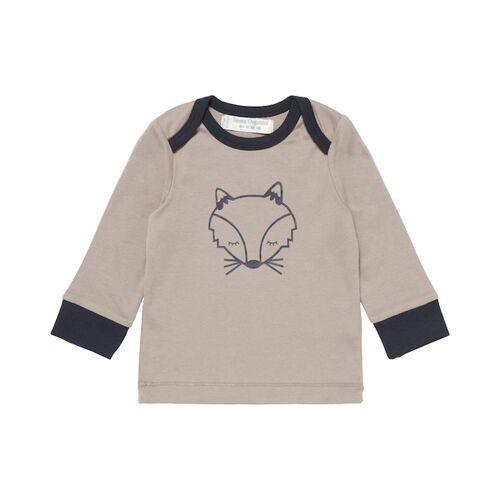 sense-organics Baby Langarm Shirt * Timber * Fuchs   Gots   Sense Organics  3-6m