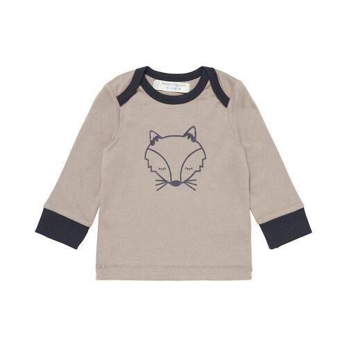sense-organics Baby Langarm Shirt * Timber * Fuchs   Gots   Sense Organics  6-9m