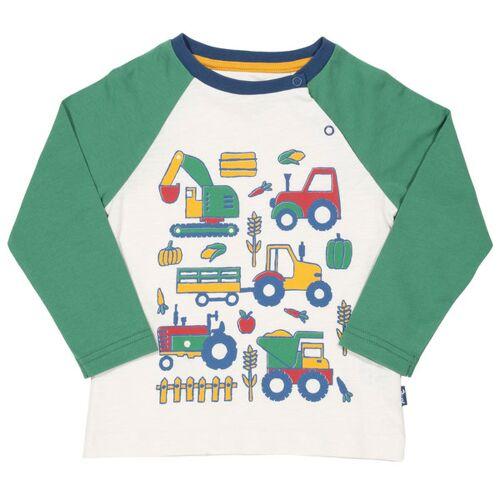 Kite Clothing Kite Baby Und Kinder Langarm-shirt Bauernhof bauernhof 80
