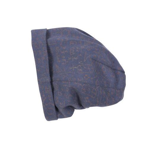 Noeser Mütze Alienblau  1-2 y