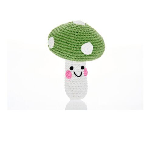 Pebble Friendly Fliegenpilz grün/weiß