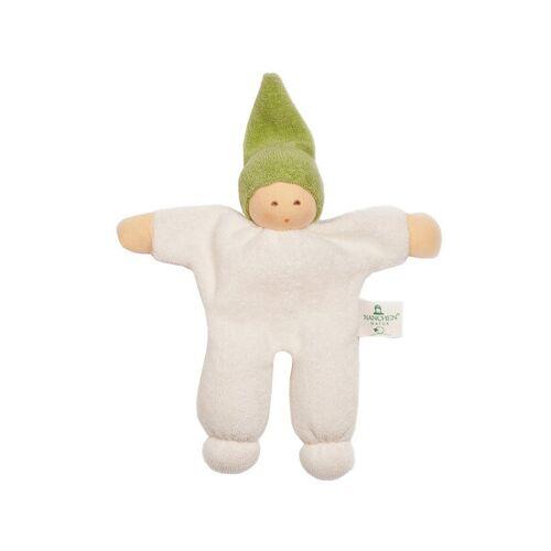 Nanchen Nucki Bio-baumwolle/bio-wolle grün