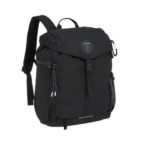 Lässig Wickelrucksack - Outdoor Backpack Extrem Leicht black