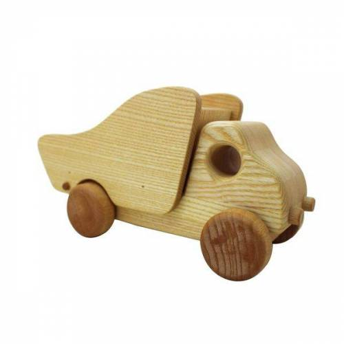 Mitienda Shop Kipplaster Aus Holz   Spielzeug Für Kinder Ab 1,5 Jahre