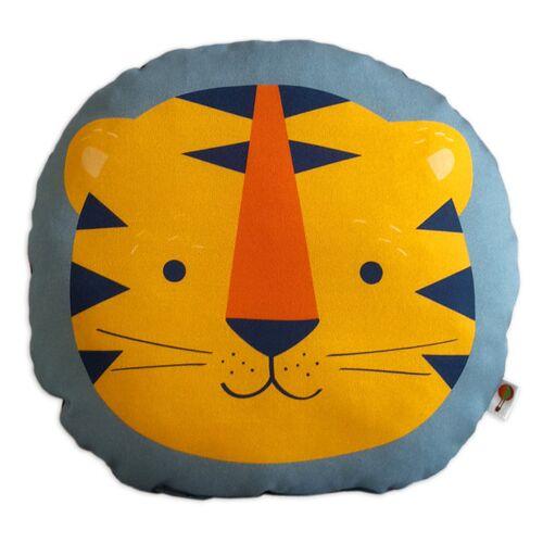 TELL ME Kissen Tiger Aus Bio-baumwolle