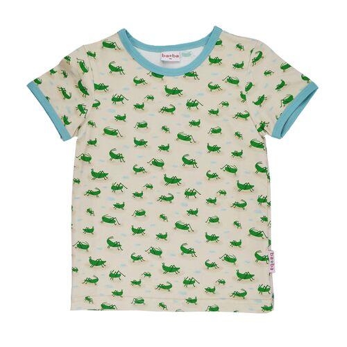 Baba Babywear T-shirt Mit Grashüpfern  140