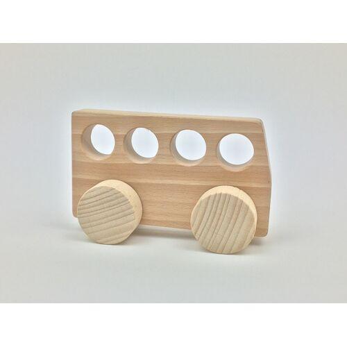 SPIELZ - Spiel mit Zirbenholz Holzroller