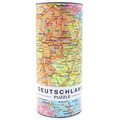 Extragoods Deutschlandkarte Bundesländer, Puzzle 1000 Teilen, Deutschland Puzzle