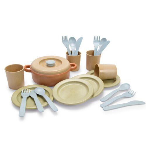 Mitienda Shop Bio Spielzeug Geschirr, Zubehör Kinderküche, Geschenkbox