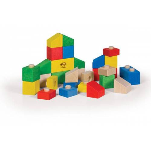 Varis Toys Bauklötze Mit 28 Teilen