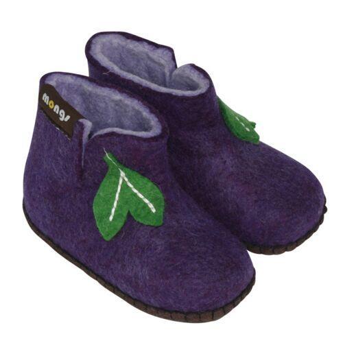 mongs® Hausschuhe - Baby Mongs Violett violett 29