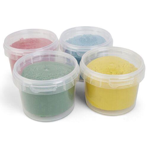 Grünspecht Bio-soft-knete 4er Set