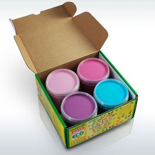 Ökonorm Fingerfarben Princess Ecofee 4er Set