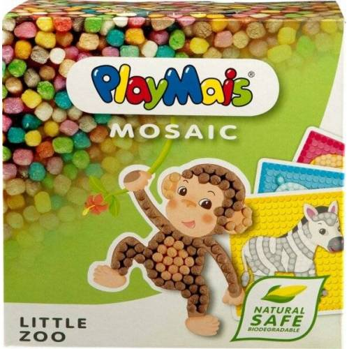 PlayMais® Mosaic Little Zoo mosaic