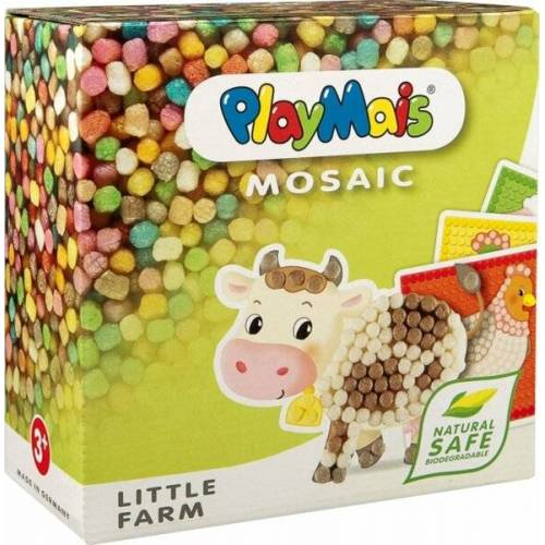 PlayMais® Mosaic Little Farm mosaic