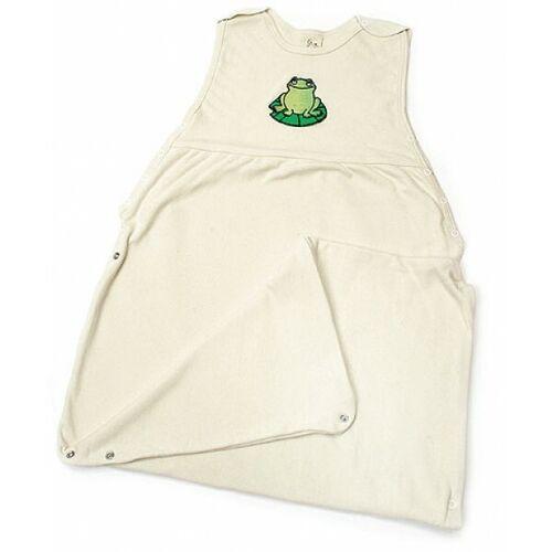 Lotties Mitwachsender Sommer-schlafsack Baby Bio Baumwolle 65-100 Cm