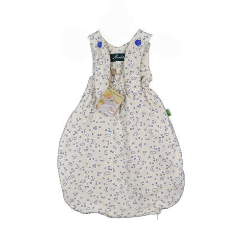 Lotties Bambini Baby Schlafsack Bio Baumwolle Ver. Farben 55-90 Cm mond / sterne 70 cm