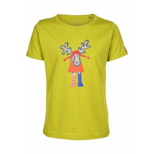 Elkline Mädchen T-shirt Kurze Socke gelb 104/110