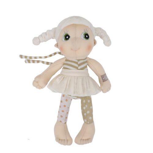 Rubens Barn Kuschelpuppe Mini Ecobuds Lily