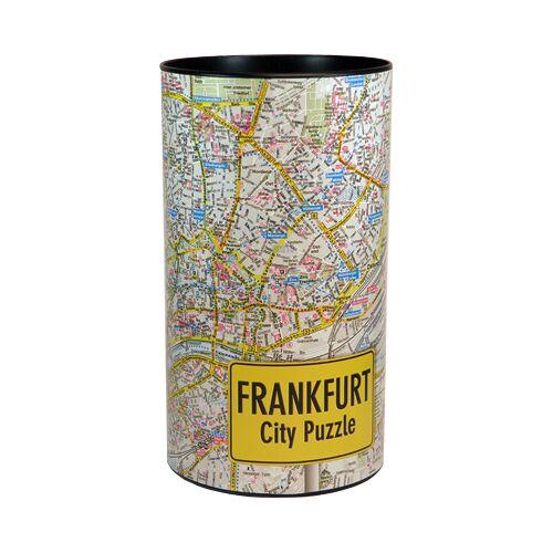 Extragoods City Puzzle - Frankfurt Main