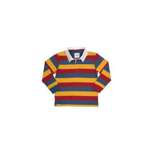 Kite Rugby Poloshirt Langarm Gots  104