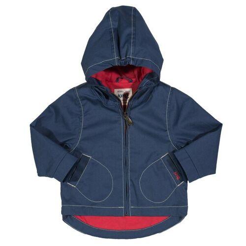 Kite Baby u. Kinder Jacke Mit Kapuze Blau Schadstoffgeprüft blau 62/68