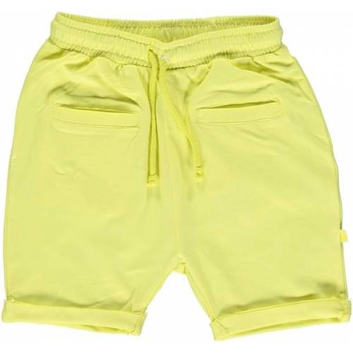 Smafolk Baby Shorts Gelb Gots gelb 68