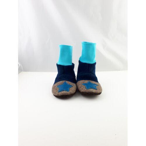 Süßstoff Gr.24/25 Kindergartenschuhe Aus Wolle, Schuhe Aus Wolle