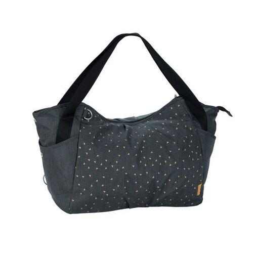 Lässig Zwillingswickeltasche Casual Twin Bag, Triangle Dark Grey grey