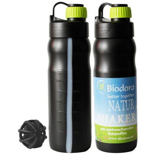 Biodora Shaker Trinkflasche 0,5 Liter