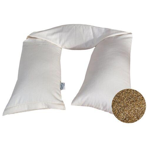 Speltex Stillkissen Mit Wollkügelchen, Hirse Oder Dinkel
