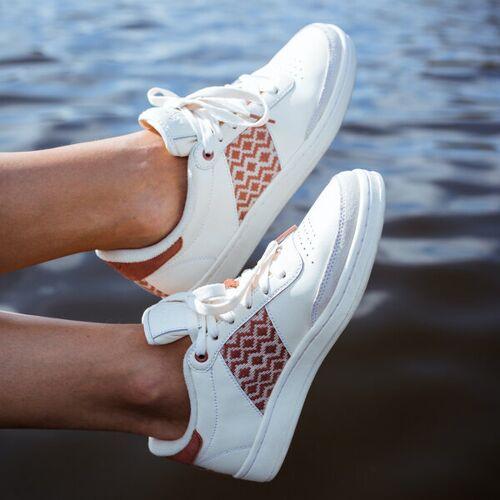 N'go Shoes Sneaker Saigon - Ben Thanh - Terracotta terracotta 38
